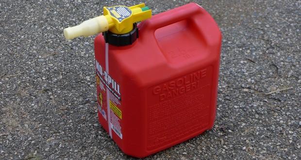 Gallon gasoline