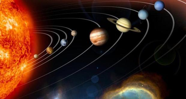 Planets' sound