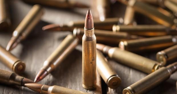 Bullets cartridges