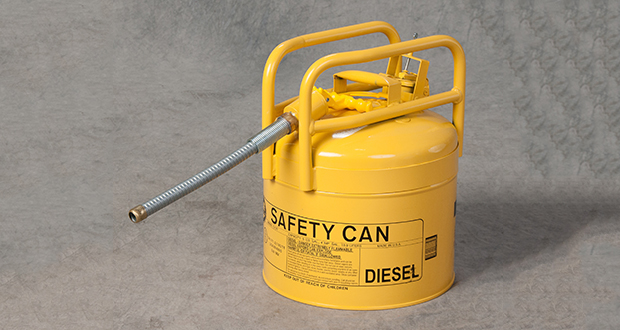 Safety can