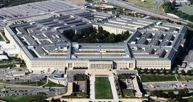 Pentagon Bathrooms