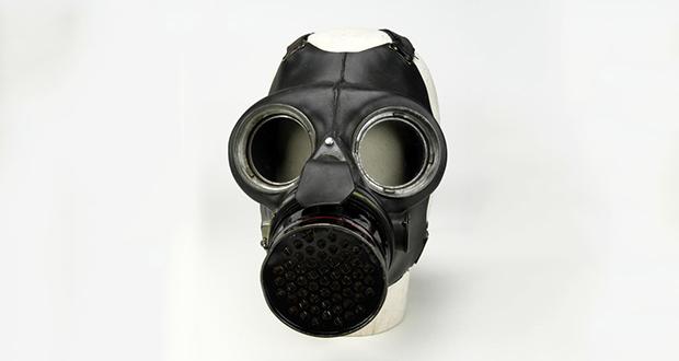 Civilian Respirator gas mask