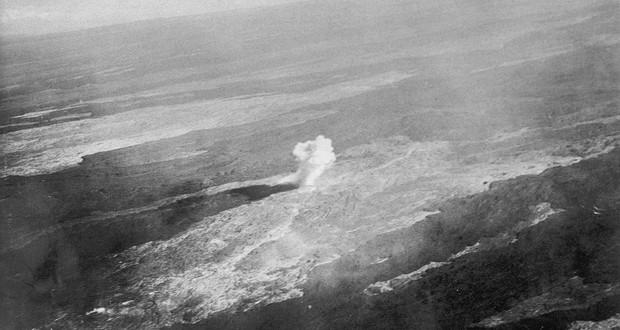 Mauna Loa eruption
