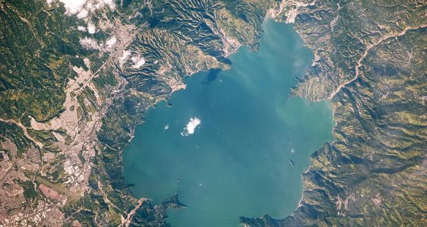 Lake Ilopango eruption