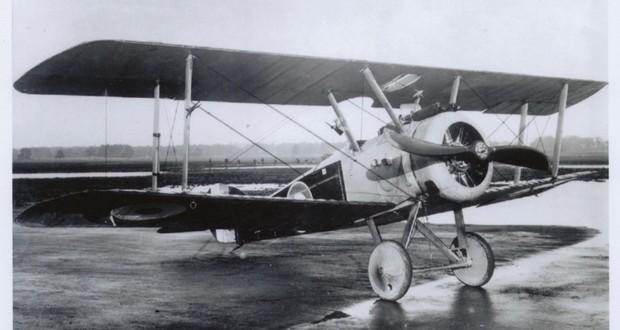 World War 1 planes