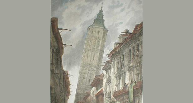 Leaning Tower of Zaragoza