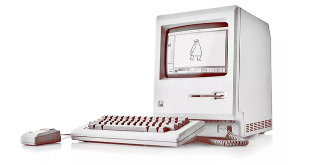 Mr. Macintosh