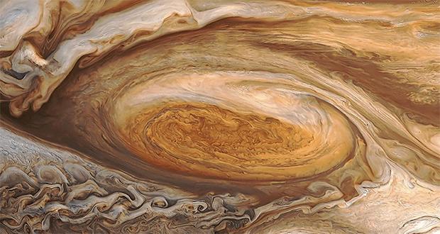 Jupiter's Giant Red Spot