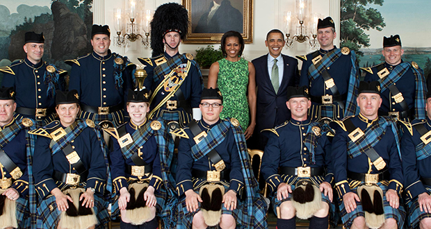 USAF Pipe Band