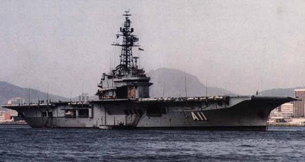 HMS Vengeance R-71
