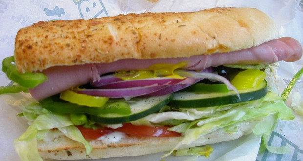Cold Cut Combo sandwich