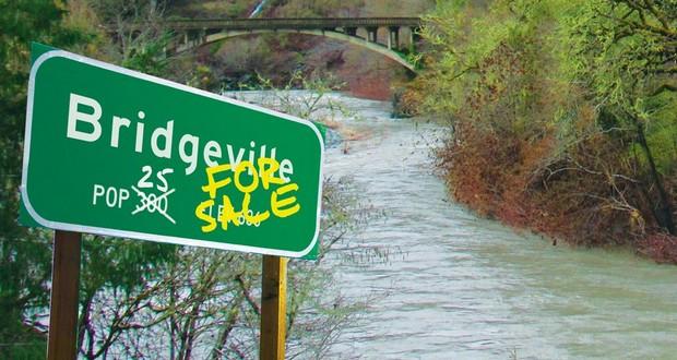 Bridgeville town