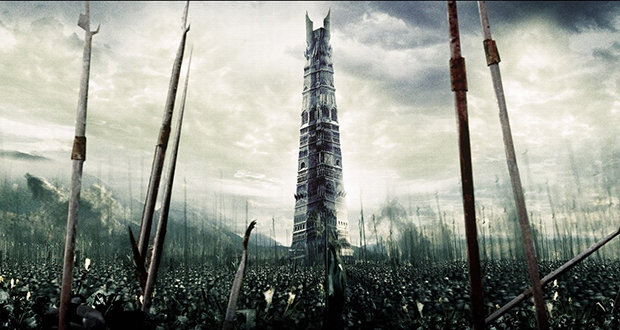The Two Towers musical score