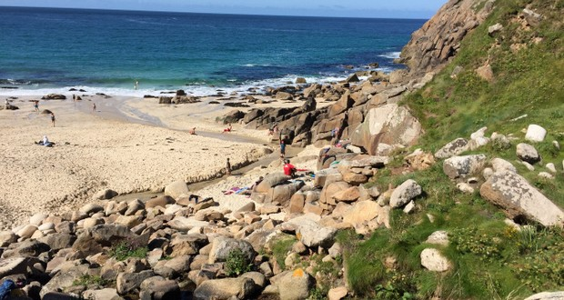 Porthemmet Beach
