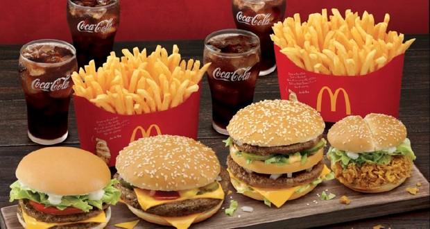 McDonald's and Coca-Cola