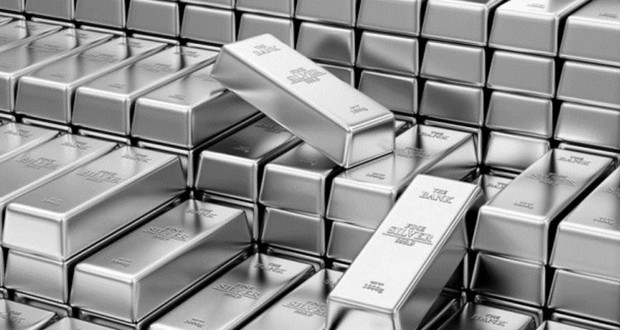 13,000 Tons of Silver