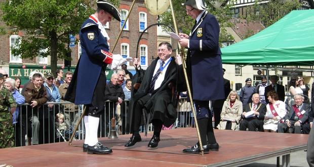 High Wycombe Mayor