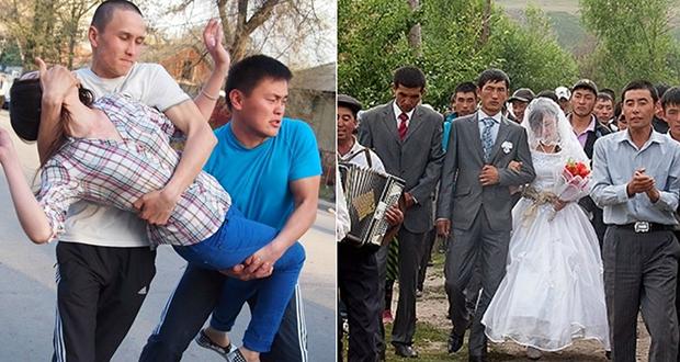 Bride kidnapping