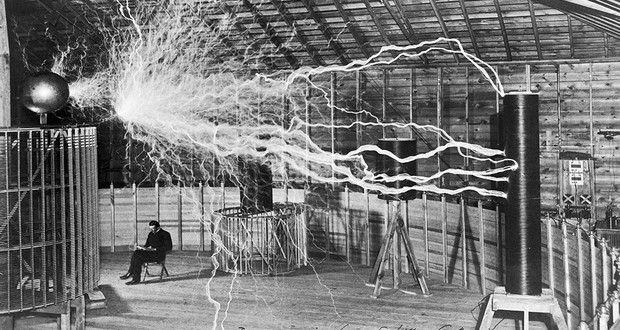 Tesla's Death Beam
