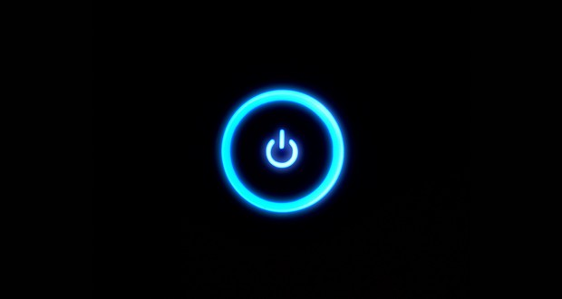 Power button symbol