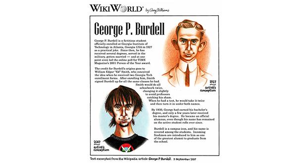 George P. Burdell