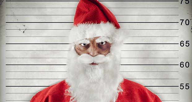 Santa Claus Robber