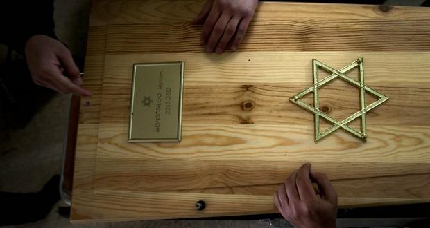 Jewish death tradition