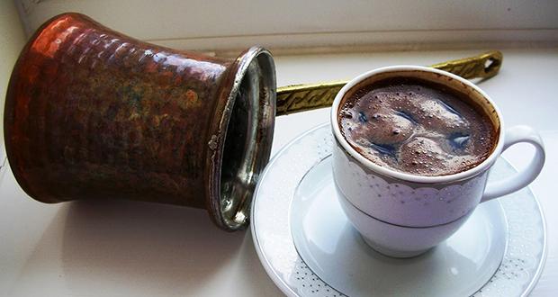 Turkish groom coffee