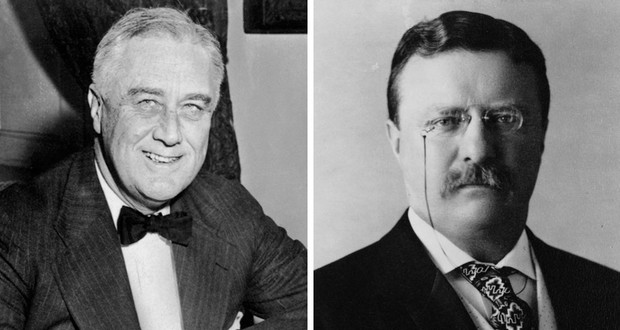 Roosevelt Portraits