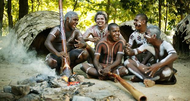 Aboriginal custom