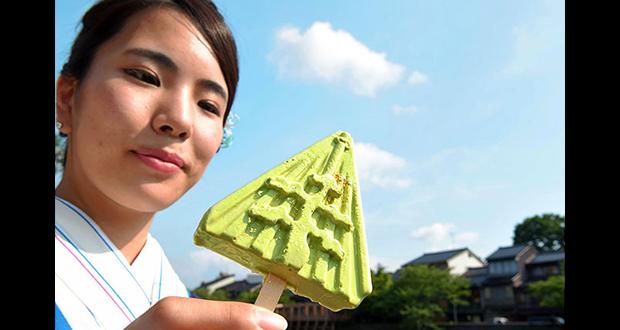 Kanazawa Ice pops