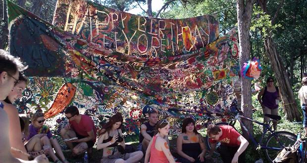 Eeyore's Birthday Party