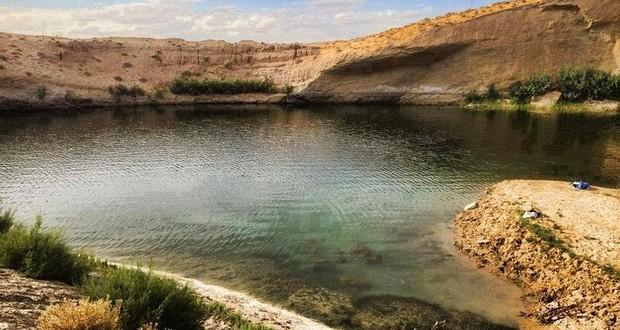 Gafsa Lake