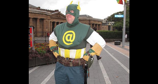 Captain Australia