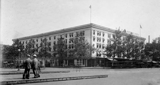 National Hotel disease