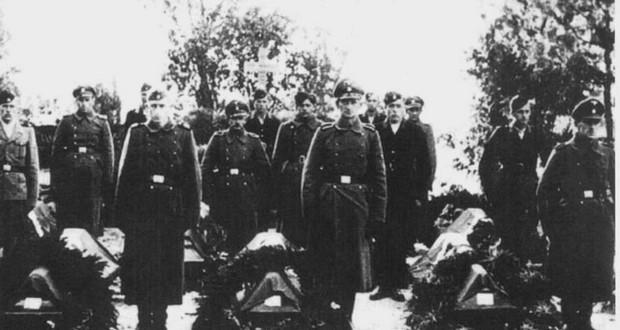 Sobibór death camp revolt
