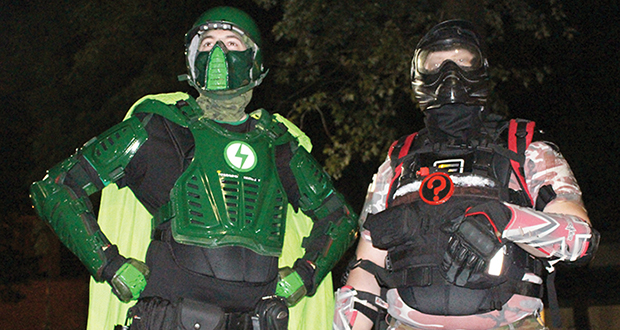 Justice Crew of Oshawa
