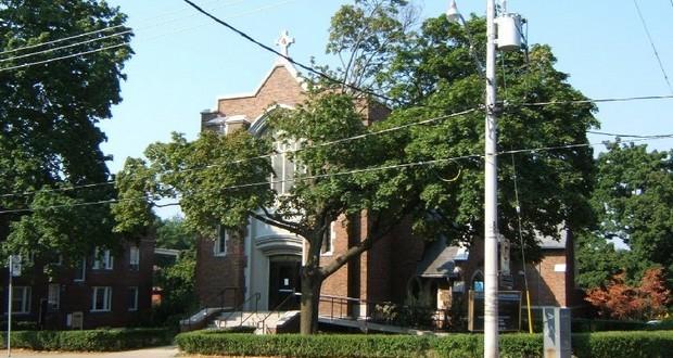 St. James-Bond Church