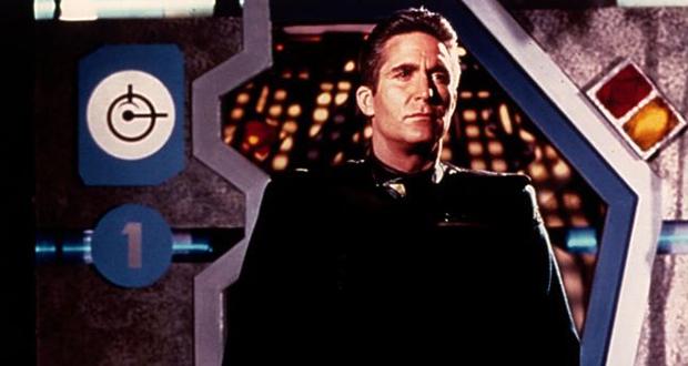 Commander Sinclair