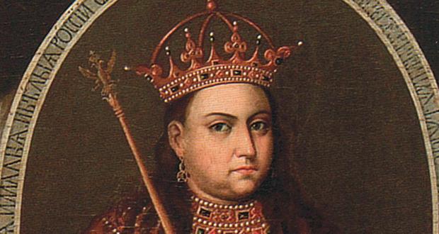 Sophia Alekseyevna