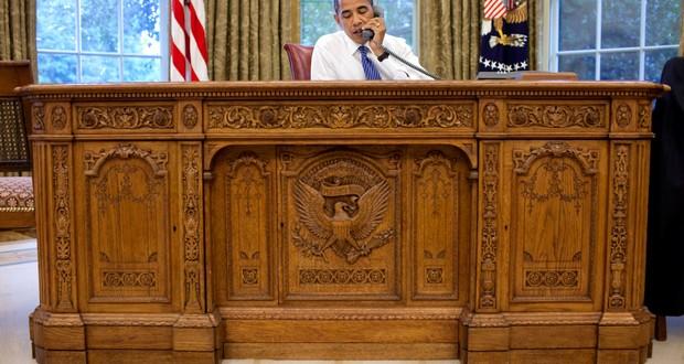 President's desk