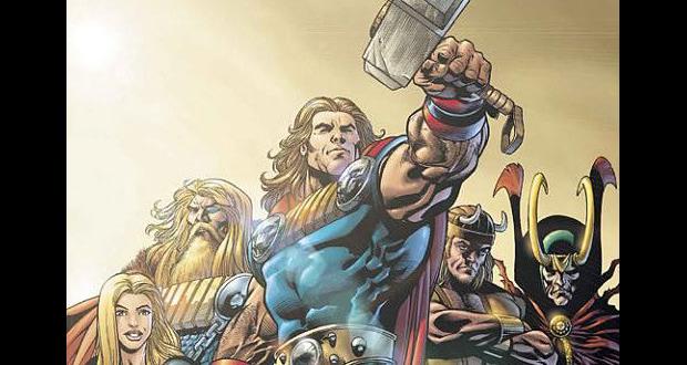 Thor's visit to Jotunheim