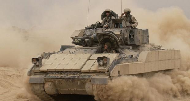 M2 Bradleys