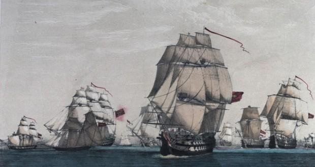 Sailing superstition