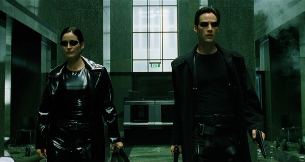 Matrix films
