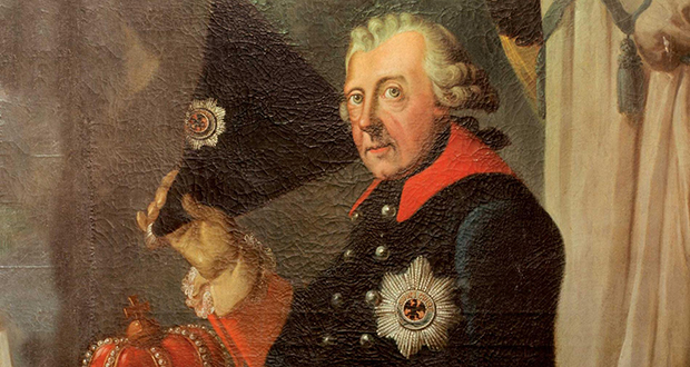 Frederick the Great of Prussia