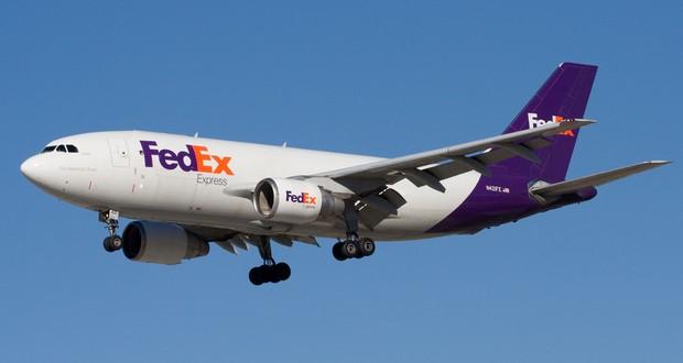 FedEx cargo planes