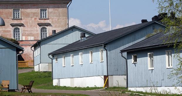 Suomenlinna prison