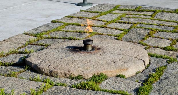 John F. Kennedy's Eternal Flame