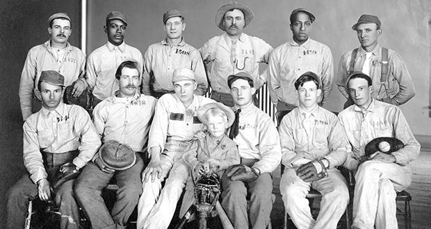 Prisoner Baseball Team